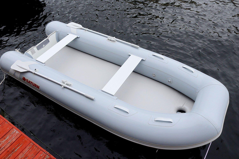 Shorter HP360 boat