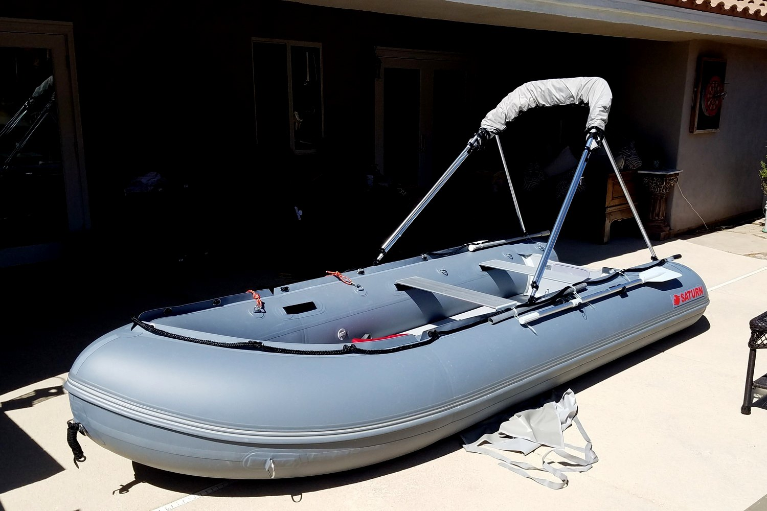 Saturn Inflatable Boat KaBoat ZK430XL
