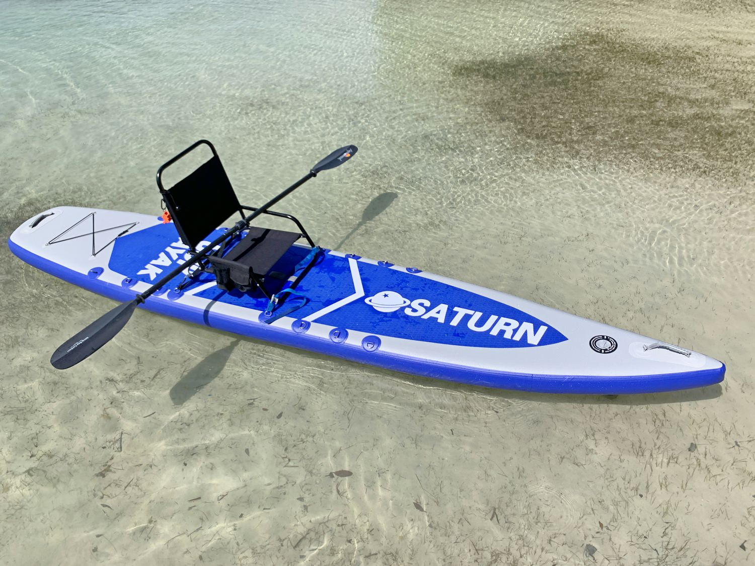 New SUP414 with beach chair