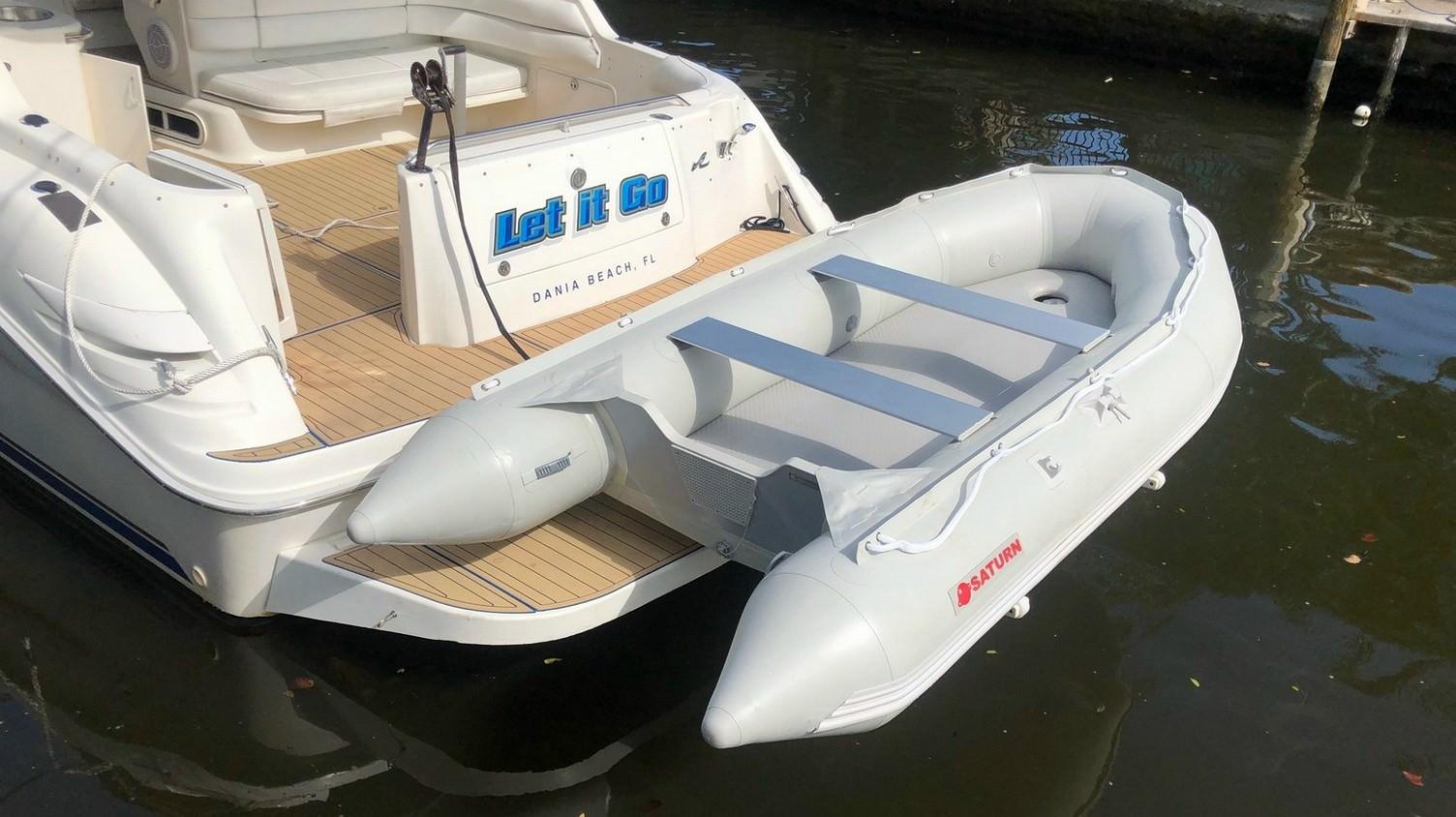 Saturn SD365 boat customer pic