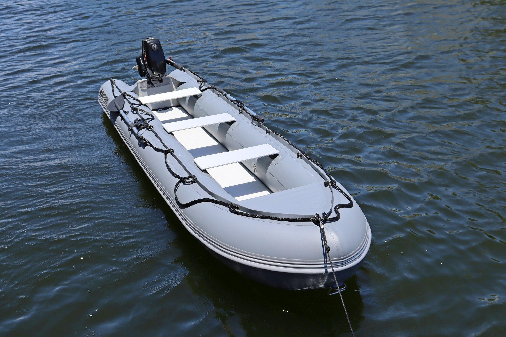 Saturn Heat Welded KaBoat SKH430