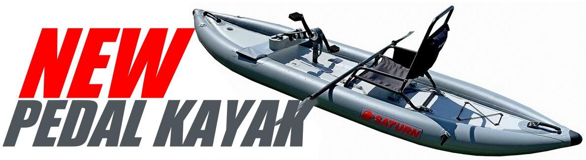 pedal inflatable kayak