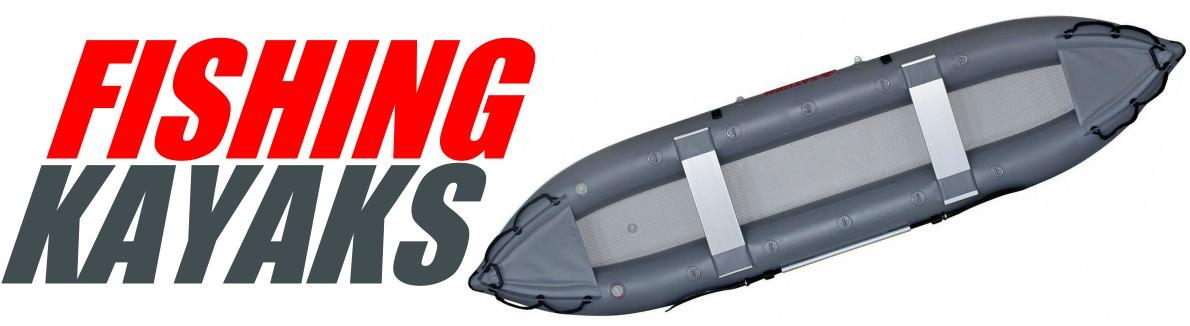 Inflatable Fishing Kayaks