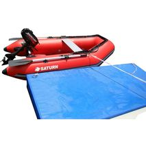 Dock for boats, kayaks, paddle boards, and more