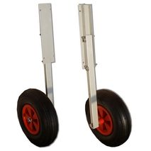 Inflatable Boat Dinghy Wheels