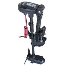 12 Volts Brushless 55 Lbs Electric  Outboard