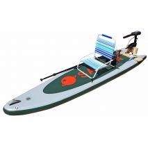 Saturn MotoSUP Kayak Paddle Board MSUP325