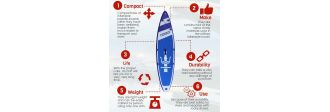 Consider an Inflatable Paddle Board Over a Standard Board