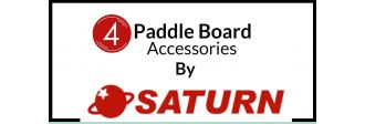 Infographic of accessories for paddle boards
