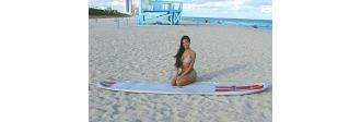 Some of the best places to paddle board in Miami.