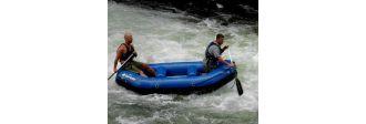 Saturn Inflatable River Raft