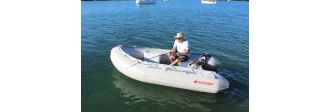 Saturn ZK330 inflatable motor boat KaBoat