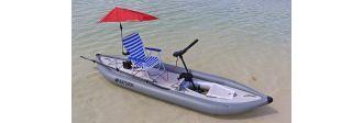 Electric inflatable kayak EK365