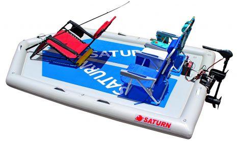 Inflatable Dock Platform