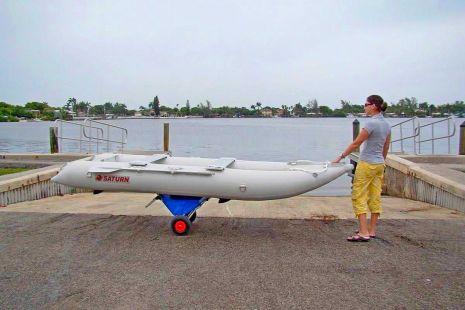Kayak, SUP, KaBoat Trolley Cart