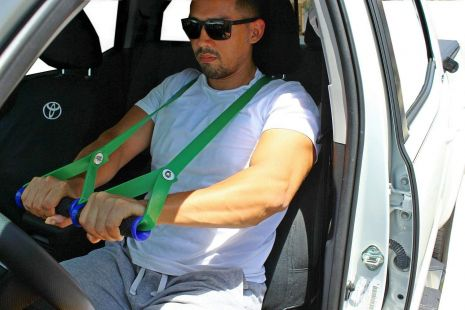 Resistance Band Set for Car