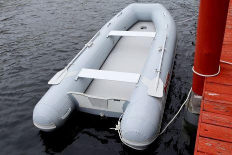 Saturn Hypalon Boat HP360