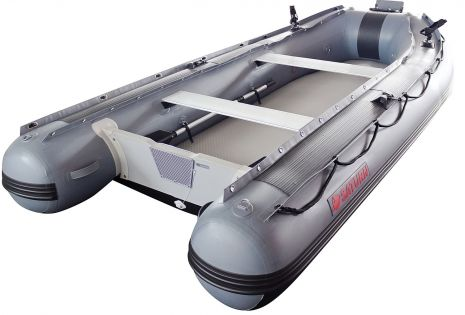 SATURN FB365 WITH AIR DECK FLOOR