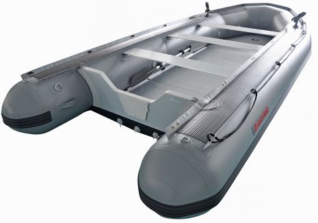 Saturn Inflatable Boat HD470