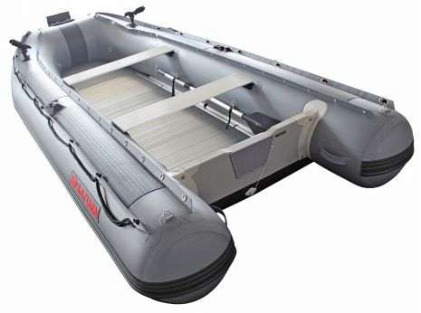 Extra Heavy Duty Inflatable Fishing Boat FB385