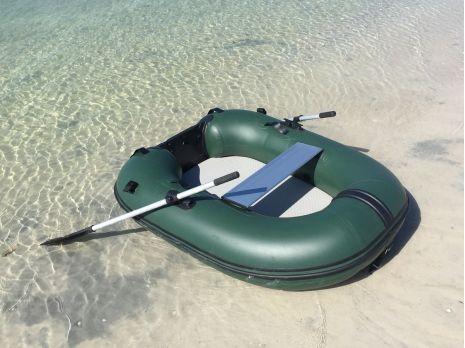 MotoRaft MRF200 Fishing Boat