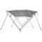 4-Bow Sun Shade Canopy Top