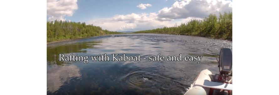 Rafting in KaBoat