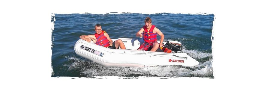 Saturn Inflatable Boat SD330