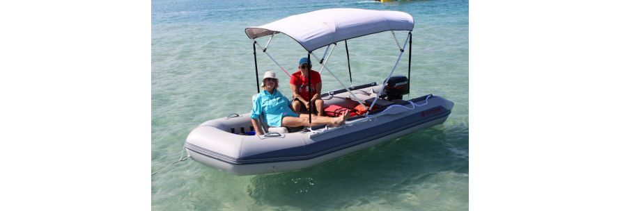Saturn SD410 Inflatable Boats